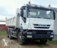 Iveco Trakker 450 truck used two-way side tipper