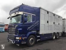 Ремарке за превоз на животни Scania R 580