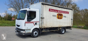 Camion Renault Midlum 150 rideaux coulissants (plsc) occasion