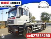 MAN hook lift truck TGA 26.440