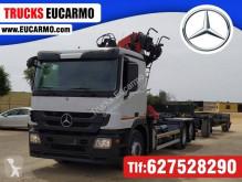 Camión Mercedes Actros 2532 caja abierta usado