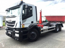 Camion polybenne Iveco Stralis 260 S 46