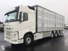 Lastbil Volvo FH 500 boskapstransportvagn ny