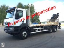 Lastbil platta standard Renault Kerax 380.26