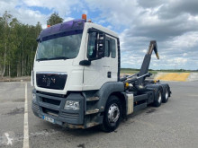 Camion MAN TGS 28.400 polybenne occasion
