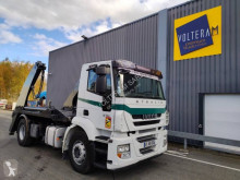 Iveco Stralis AD 190 S 31 truck used hook arm system