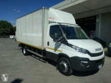 Camion fourgon polyfond Iveco Daily 60C17
