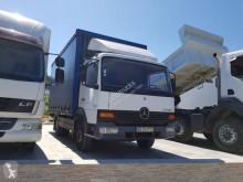 Camión Mercedes Atego lonas deslizantes (PLFD) usado