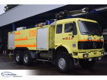 Camion Mercedes SK 2636 pompiers occasion