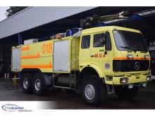 Lastbil Mercedes SK 2636 brandkår begagnad