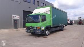 Camión Mercedes Atego 1223 lonas deslizantes (PLFD) usado