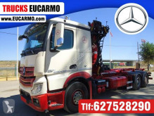 Camion Mercedes Actros 2543 plateau occasion