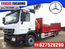 Vrachtwagen MAN tweedehands dieplader