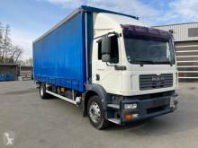 Camión MAN TGM 18.240 lonas deslizantes (PLFD) usado