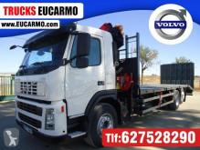 Lastbil Volvo FM12 380 flatbed brugt