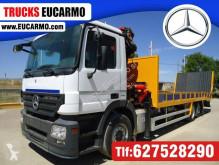 Mercedes truck used heavy equipment transport