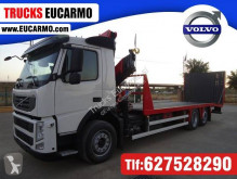 Volvo heavy equipment transport truck FM12 380