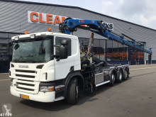 Camion polybenne Scania P 360