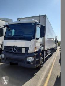Camion Mercedes Antos 2532 furgone plywood / polyfond usato