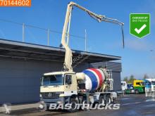 Camion béton malaxeur + pompe Mercedes Actros 3240