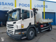 Scania P 280 truck used hook lift