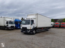 Renault plywood box truck D-Series 280.19 DTI 8
