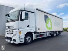 Kamión plachtový náves Mercedes Actros 2536