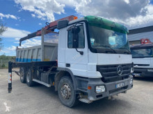 Camion Mercedes Actros 2641 bi-benne occasion