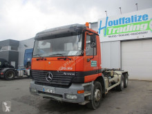 Camion Mercedes Actros 2635 porte containers occasion