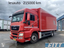 Camion MAN TGS 18.400 fourgon occasion