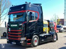 Cabeza tractora Scania S 500