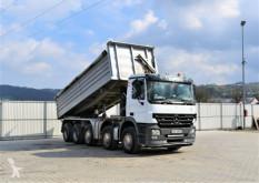 Ciężarówka wywrotka Mercedes ACTROS 4448 Kipper 6,50m + BORDMATIC / 10x4