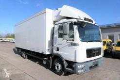 Camion frigo MAN TGL 12.220 4X2 CARRIER SUPRA 850 Trennwand LBW K