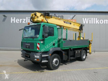 Camion MAN TGM 18.280 4x4 BB, Atlas 250.2V, Seilwinde, Funk multiplu second-hand