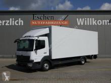 Camion furgone Mercedes 818 L Koffer, LBW, AHK, Klima, Automatik, EUR6