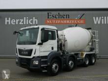 MAN betonkeverő beton teherautó TGS 32.420 BB 8x4*9 m³ Liebherr*Klima*1.Hand*EU6