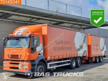 Camión tautliner (lonas correderas) Iveco Stralis 350