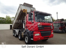Camion ribaltabile DAF 85.460 Kipper Bordmatik 8x4