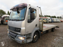 DAF LF45/220 4x2 Maskintransport truck used heavy equipment transport