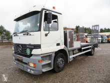 Camion porte engins Mercedes-Benz Actros 1831 4X2 Maschinetransport
