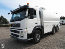 Kamión Stokota FM400 6x2*4 19.150 l. ADR Retarder cisterna ojazdený