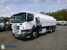 Vrachtwagen Scania P 380 tweedehands tank