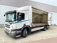 Camion Scania P280 DB 6x2-4 P280 DB 6x2-4 Getränkewagen, Lift-/Lenkachse, Stapleraufnahme, 4x Vorhanden! fourgon occasion