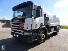 Camion citerne hydrocarbures Scania D 230