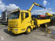 Kamion plošina Renault D180 + PALFINGER PK4200