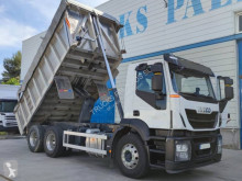 Camion benne TP Iveco Stralis 260 S 46