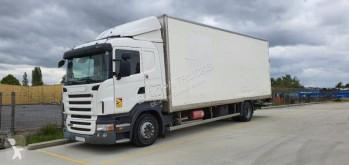 Camión Scania R 340 furgón mudanza usado