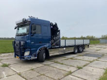 DAF XF 106 truck used flatbed
