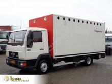 Camion van à chevaux MAN L2000 9.153