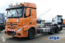 Camión chasis Mercedes 2643 Actros 6x2, Euro 6, Brandschaden/ADR